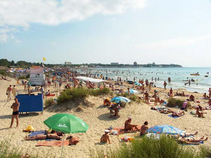 Отдых хоста фото пляж