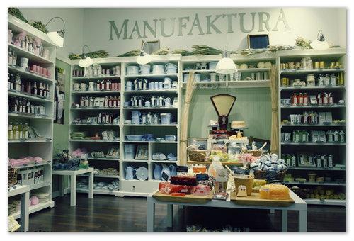 В магазине натуральной косметики Мануфактура можно выбрать подарки для всех.