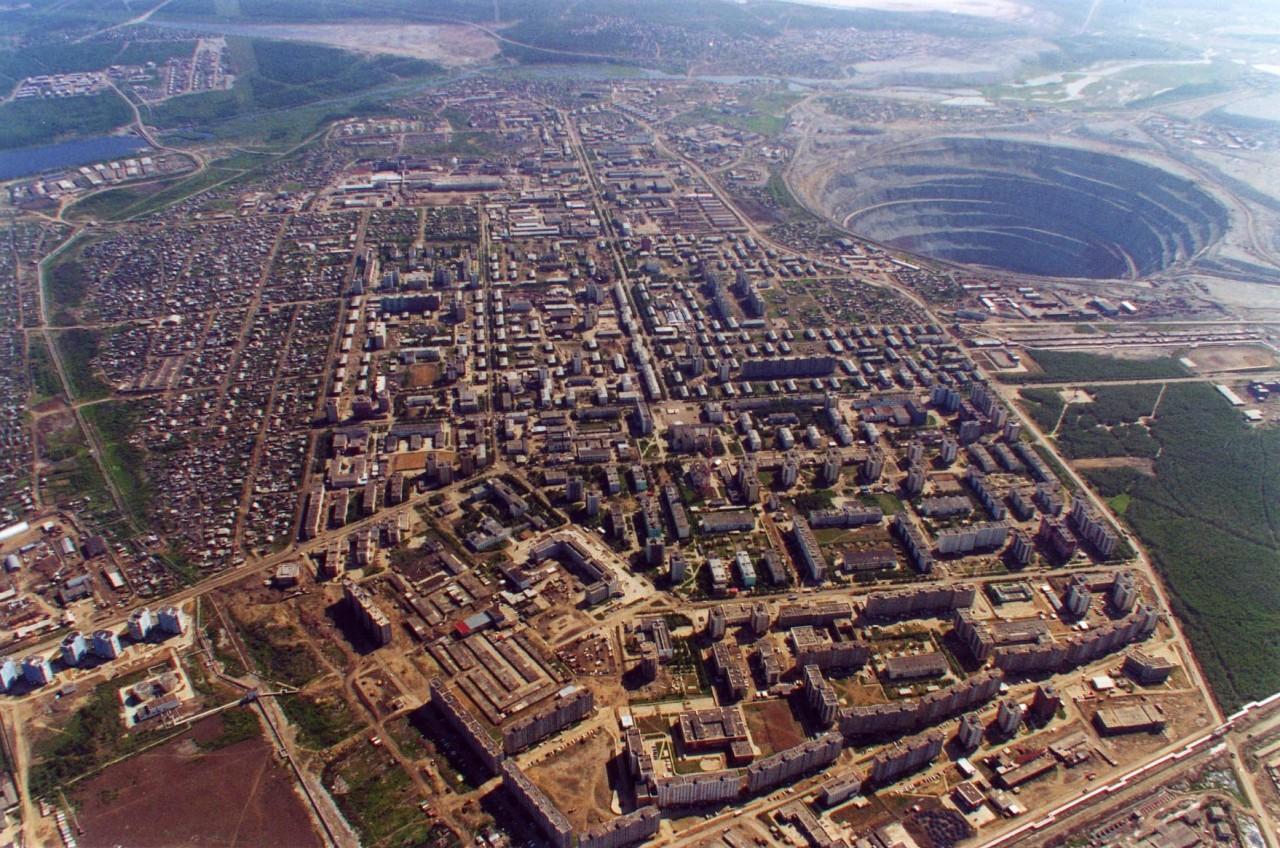 город норильск фото