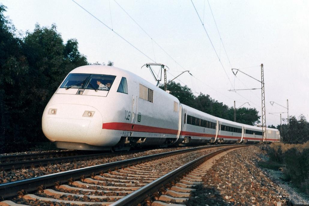 Как добраться из Берлина в Прагу поездом?