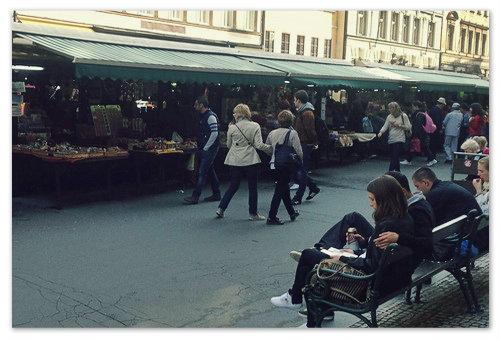 Где в Праге покупать сувениры?