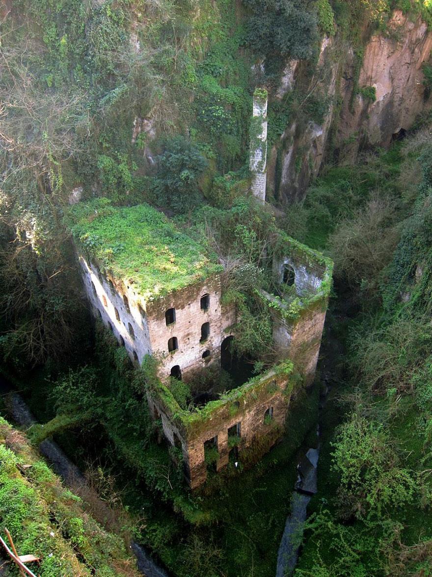 Форты Манселла, Великобритания. Заброшенные места