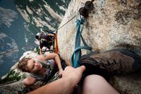 Опасные высокогорные тропы горы Хуашань