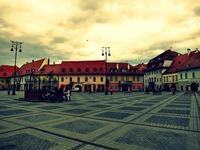 Сибиу — румынский городок дышащий древностью