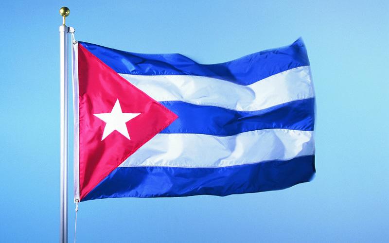 флаг кубы картинки