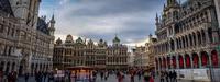 Брюссель — город пива, шоколада, цветов и мультфильмов