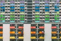 11 фото высоток Гонконга с  подавляющей симметрией