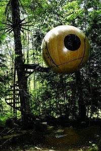20 легендарных домов на деревьях со всего мира (часть 2)