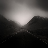 Мистическая красота самых таинственных и безлюдных дорог мира