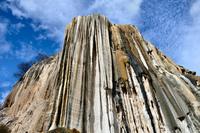 Окаменелые водопады Мексики - уникальное чудо природы