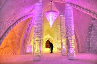 8 потрясающих отелей из льда со всего мира, от которых на душе становится теплее