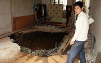 Воронки, кратеры и рухнувшие дороги по всему миру