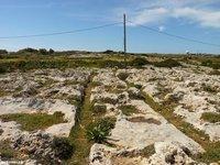 Загадочные следы от колес на Мальте