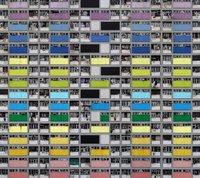Густонаселенные кварталы Гонконга