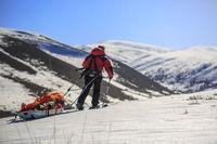 Я прошел 400 км на лыжах и снегоступах, чтобы запечатлеть эти удивительные пейзажи Кыргызстана