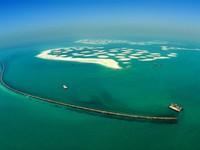 Как создают искусственные острова в Дубае?