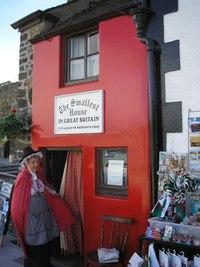 10 cамых маленьких домиков в мире