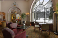 Уникальный отель в канадских горах, который ты захочешь посетить, как только увидишь эти фото