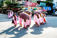 Мое незабываемое путешествие из Янгона в Мандалай