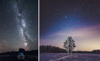 Финский фотограф-самоучка делает сверхъестественно красивые ночные снимки для своего Instagram