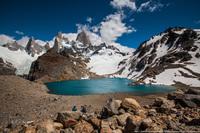 ПАТАГОНИЯ: Фицрой и Laguna de los Tres