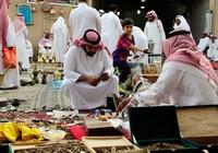 Как ведут торговлю на блошином рынке в Саудовской Аравии