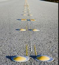 Для чего нужны эти «ребра» по краям дороги?