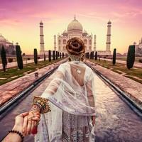 Русский фотограф, взорвавший интернет своим аккаунтом в Instagram, отправился за своей невестой в Индию