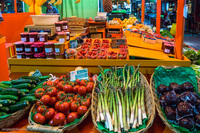Рынок запрещенной еды