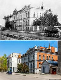 Новосибирск. Тогда и сейчас