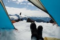 21 утренний вид из палатки, с которыми не сравнится ни один другой пейзаж!