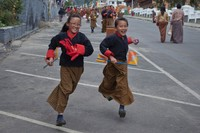 Фотопутешествие в Бутан — страну мистических ритуалов