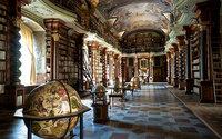 Самая красивая библиотека в мире находится в Праге