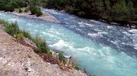 14 необыкновенных мест, где реки сливаются воедино