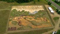 Ты не поверишь, когда узнаешь, из чего сделана эта картина Ван Гога «Оливковые деревья»