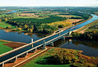 Самый удивительный в мире мост — Магдебургский!