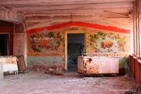 Заброшенный поселок Валькумей