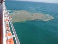 Как роскошные круизные лайнеры избавляются от сточных вод