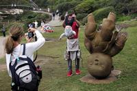 Австралийская выставка «Скульптуры у моря» — это нечто невероятное!