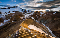 25 ошеломительных снимков природы Исландии, от которых замирает сердце