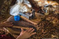 Как делают сигары в Доминикане?