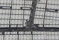 12 ошеломляющих снимков Мекки с высоты птичьего полета
