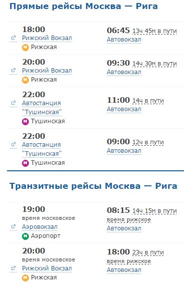 загородных расписание автобусов из риги в москву это, конечно