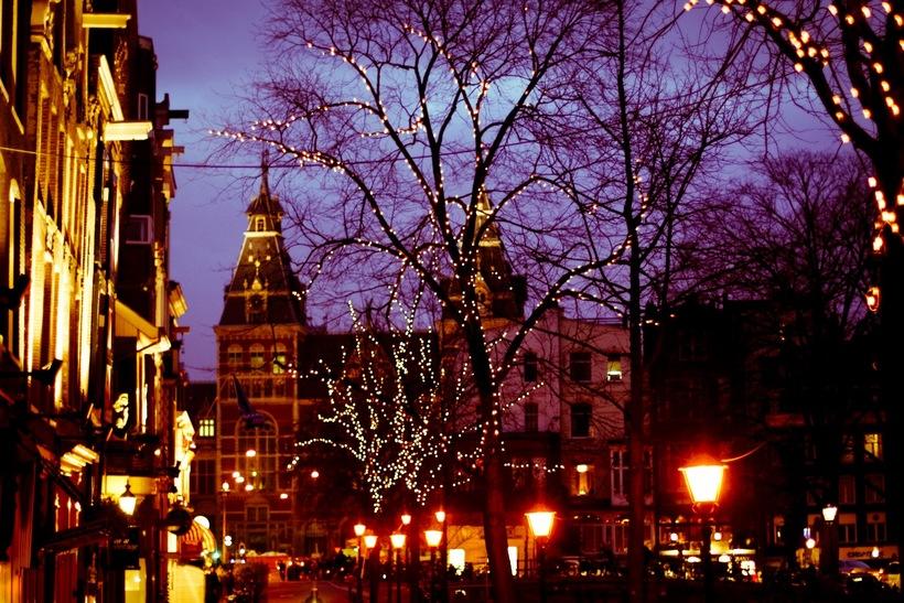 Новый год в нидерландах туры