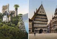 9 редких цветных снимков Германии в 1900 году, до того, как она была разрушена войнами