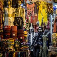Гранд базар в Стамбуле — cтарейший рынок мира
