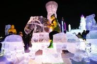 Волшебный город в Китае, который оживает только при 10 градусах мороза