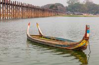 Бирма. Знаменитый мост У Бейн
