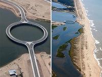 В Уругвае построили круговой мост, чтобы водители могли наслаждаться видами
