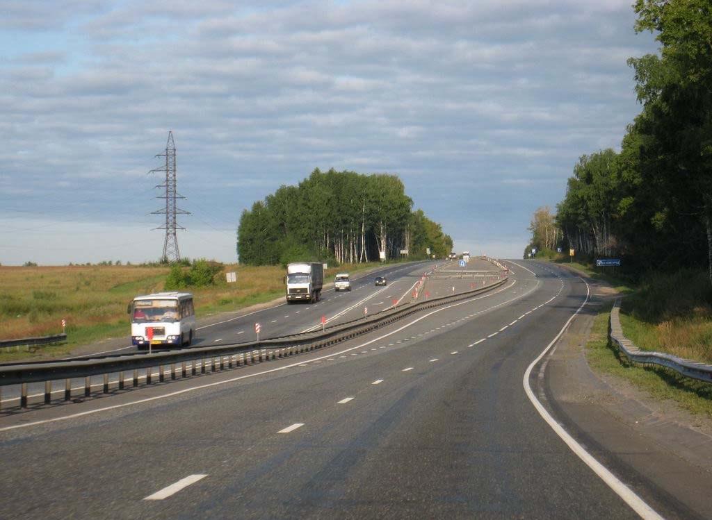 Сколько ехать от Владимира до Дзержинска на машине
